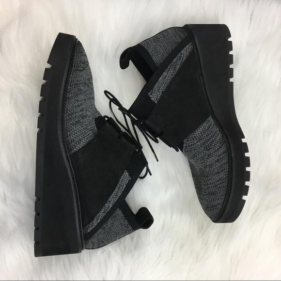 3c8902be282a  NEW  Eileen Fisher Wilson Wedge Sneaker
